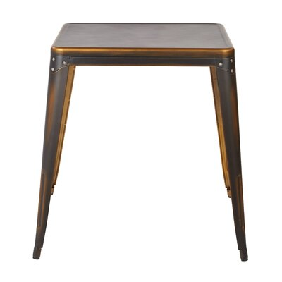 Krishtha Dining Table Finish: Antique Copper