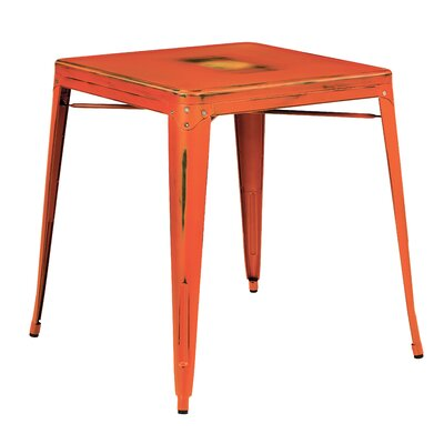 Krishtha Dining Table Finish: Antique Orange