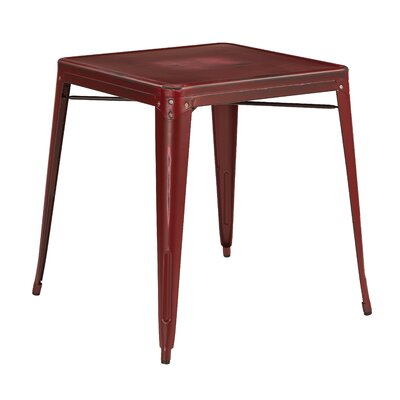 Krishtha Dining Table Finish: Antique Red