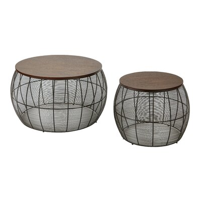 Camden 2 Piece End Table Set