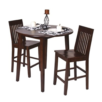 No credit check financing Westbrook Barstool in Espresso (Set...