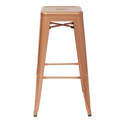 Isabel 30 Bar Stool Finish: Copper