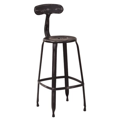 Lexington 30 Barstool Finish: Antique Black