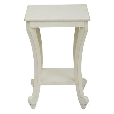 Daren End Table Color: Country Cottage