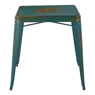 Bristow Dining Table Finish: Antique Turquoise