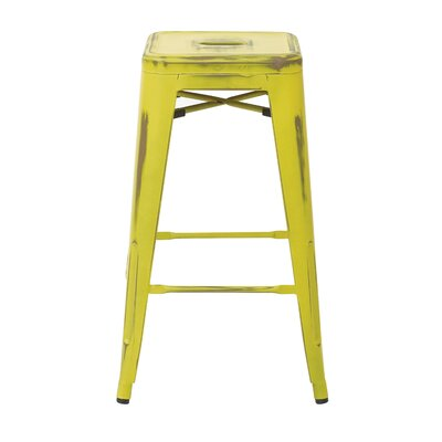 Fineview 26 Bar Stool Finish: Antique Lime