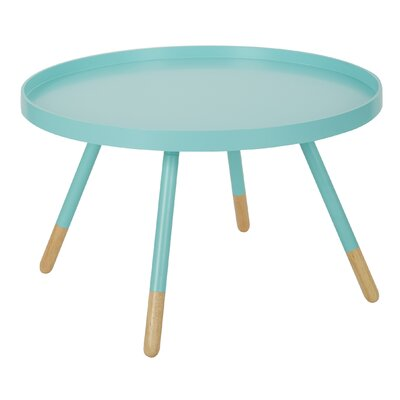 Clyde Coffee Table Color: Mint