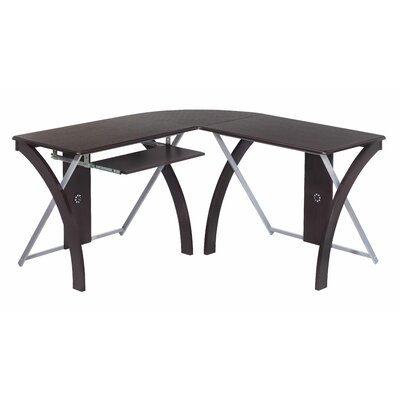 Text L Shaped Writing Desk Product Picture 8247