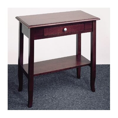 Financing for Merlot Foyer Table...