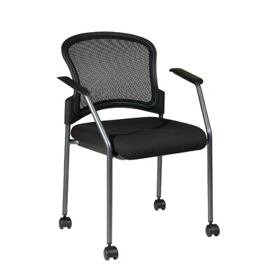 Rolling Guest Chair