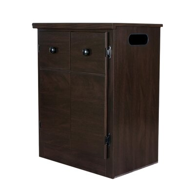 CPAP Nightstand Color: Mahogany