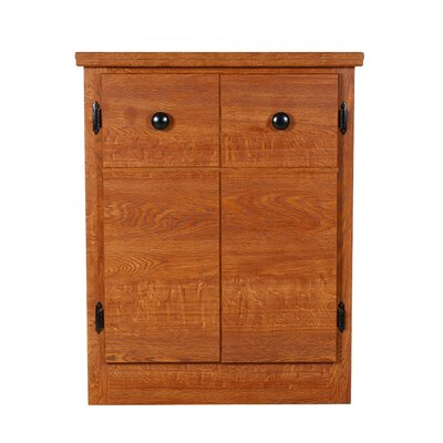 CPAP Nightstand Finish: Heritage Oak