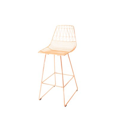 30 Bar Stool Finish: Copper