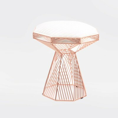 Switch End Table Color: Copper