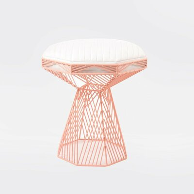 Switch End Table Color: Peachy Pink