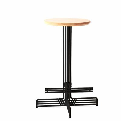 Stick 26 Bar Stool Finish: Black