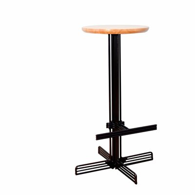 Stick 29 Bar Stool Color: Black