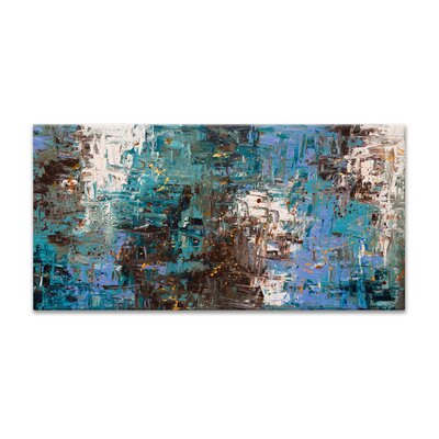 Ocean Paradise By Carmen Guedez Painting Print On Canvas