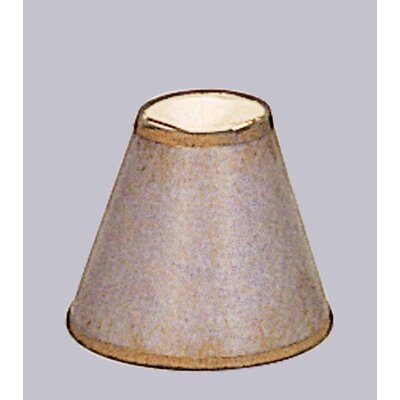6 Metal Empire Lamp Shade