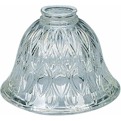7.25 Glass Bell Pendant Shade