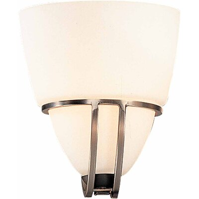 5.5 Glass Novelty Wall Sconce Shade Shade Color: White
