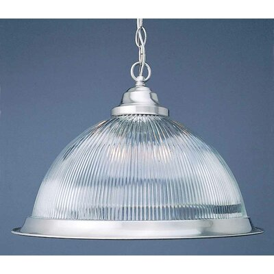 Roth 1-Light Inverted Pendant Finish: Brushed Nickel