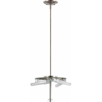 Esprit 4-Light Mini Pendant Finish: Brushed Nickel