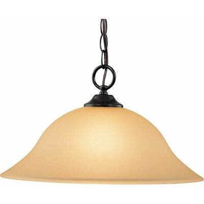 Hammond 1-Light Inverted Pendant