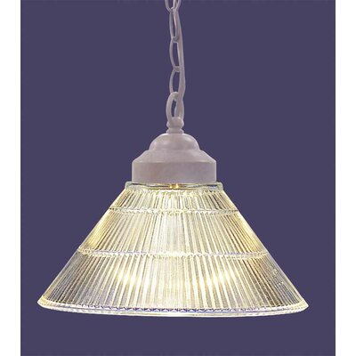 1-Light Mini Pendant Finish: Prairie Rock