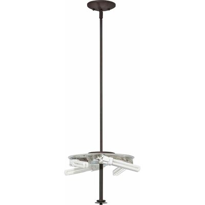 Esprit 4-Light Mini Pendant Finish: Antique Bronze