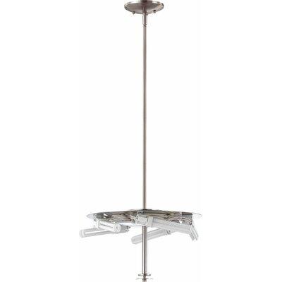 Esprit 5-Light Mini Pendant Finish: Brushed Nickel