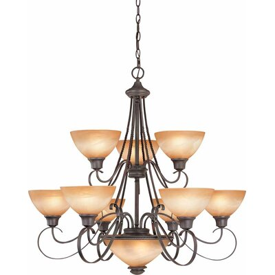 Altamonte 11-Light Candle-Style Chandelier