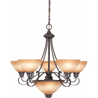 Altamonte 9-Light Candle-Style Chandelier