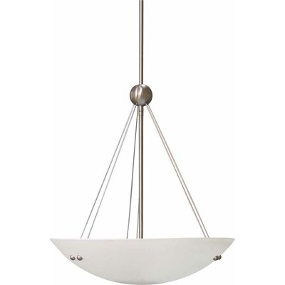 Sussex 4-Light Bowl Pendant