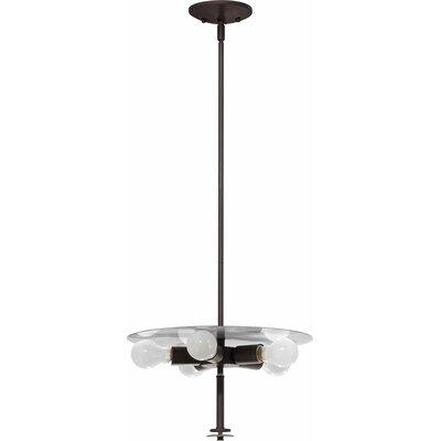 Esprit 5-Light Mini Pendant Finish: Antique Bronze