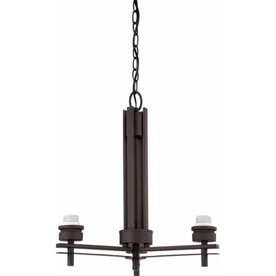 Carena 3-Light Mini Chandelier