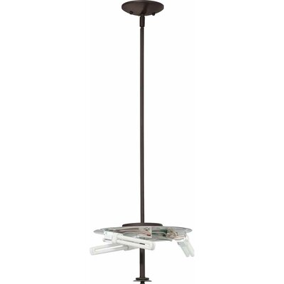 Esprit 3-Light Mini Pendant Finish: Antique Bronze
