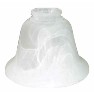 6 Glass Bell Pendant Shade