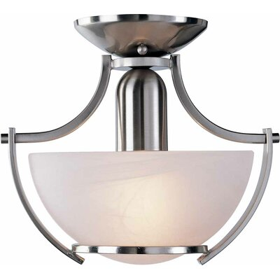 Durango 1-Light Semi Flush Mount