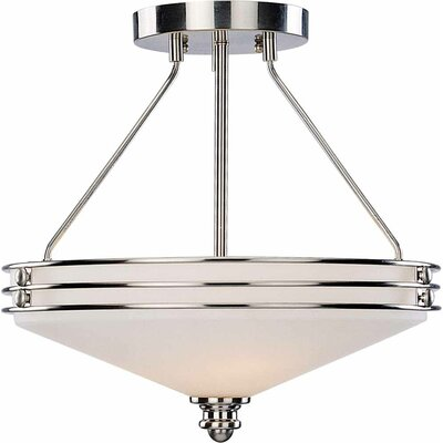 Avila 3-Light Semi Flush Mount