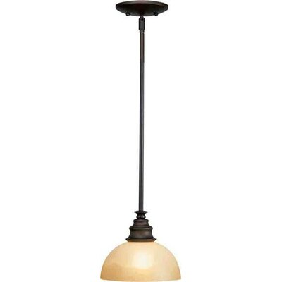 Rainier 1-Light Mini Pendant