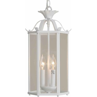 Roth 3-Light Foyer Pendant