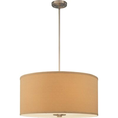 Calare 5-Light Drum Pendant