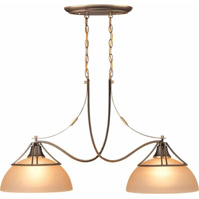 Gallery 2-light Kitchen Island Pendant