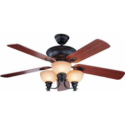 Rainier 5-Blade Ceiling Fan