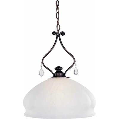 Parisian 1-Light Pendant