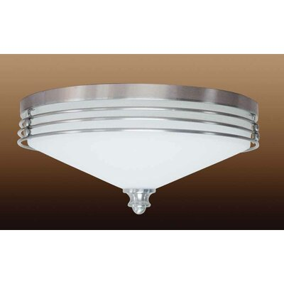 Avila 3-Light Ceiling Fixture Flush Mount