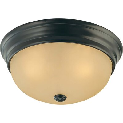 Trinidad 3-Light Ceiling Fixture Flush Mount
