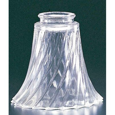 5.25 Glass Bell Pendant Shade (Set of 2)