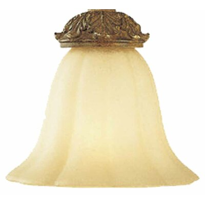 7 Glass Bell Pendant Shade